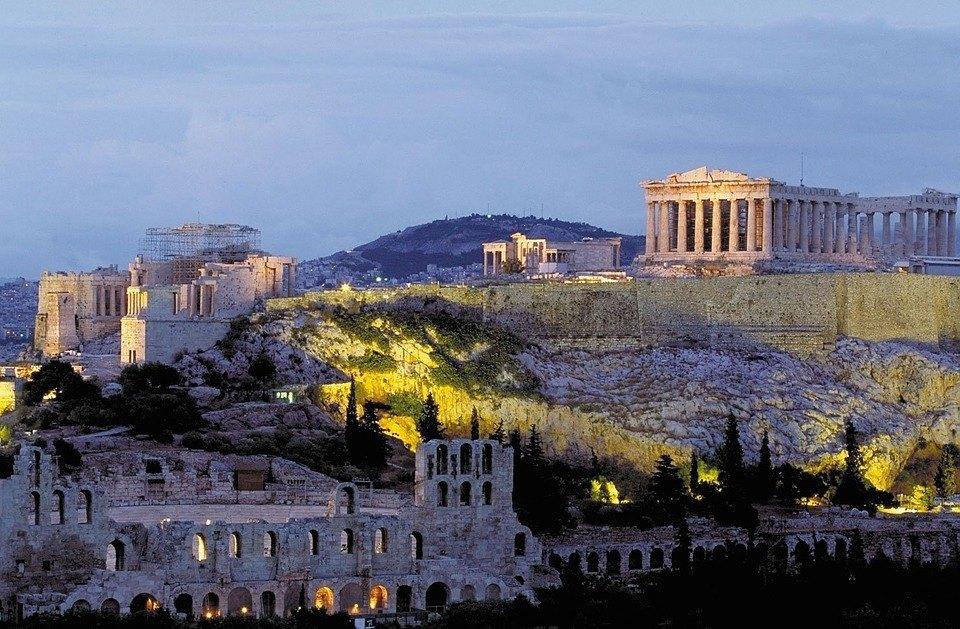 Atenas, el epicentro de la cultura clásica