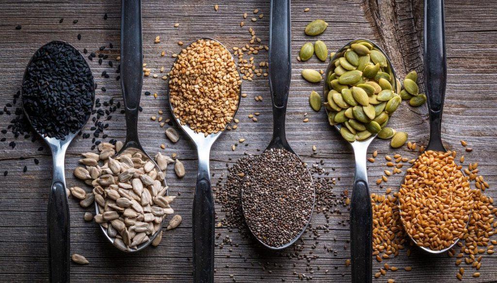 Cómo almacenar semillas