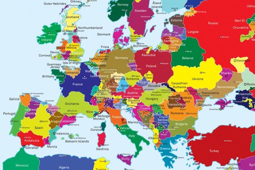 Lugares súper interesantes y curiosos en Europa
