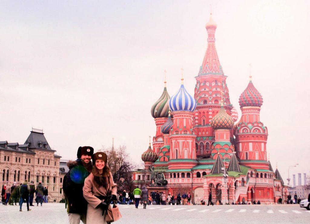 Tour gratis por Moscú en español