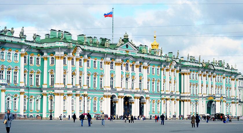 Tour gratis por el centro de San Petersburgo