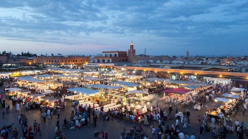 Visitando Marrakech en dos días